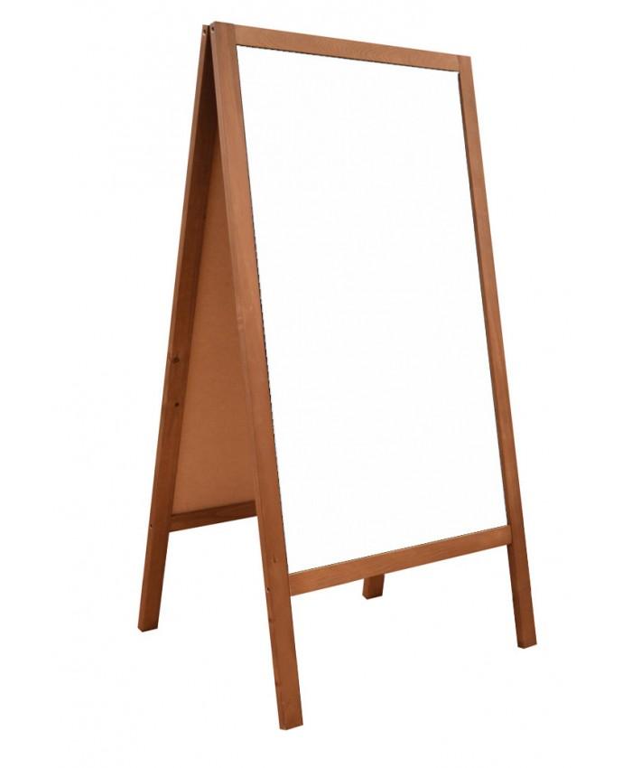 Tabule 115 x 60 cm - bílá plocha